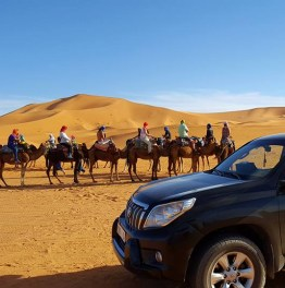 3 Day tour from Marrakech to Merzouga Desert