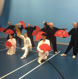 Learn About Kungfu Tea and Tai Chi