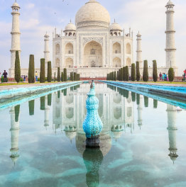 12-Hours Taj Mahal, Agra Fort Tour From Delhi