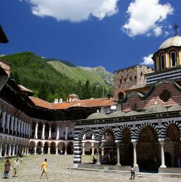 9 Hour Tour to Boyana Church & Monasteries of Sofia