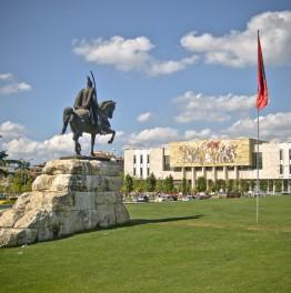 5 hour private airport transfer in Tirana