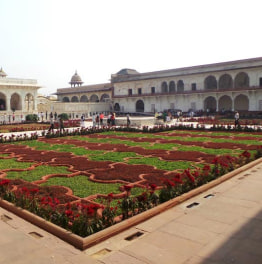 Explore the age-old Mughal architectural wonders
