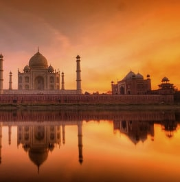Take An Express Train Ride to See Taj