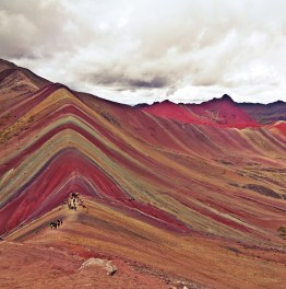 One-Day Hike To the Rainbow Mountains in Cusco