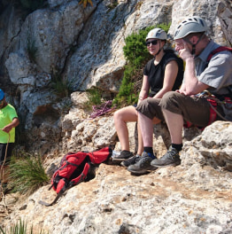 Thrill with adventure treks & abseiling!