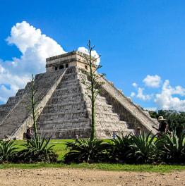Full-Day Tour Of Chichen Itza, Ek Balam & Cenote Hubiku in Yucatan Peninsula