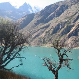 5-Day Huayhuash Trek from Huaraz