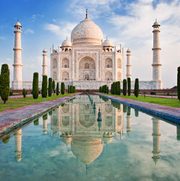 The royal triangular route of India