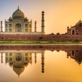 9 hour expedition from delhi to taj mahal in agra