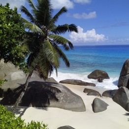 Unwind on Picturesque Beaches of Mahe Island