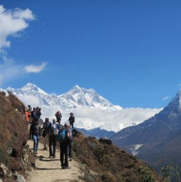 Trail along the blissful nature and culture of Nepal