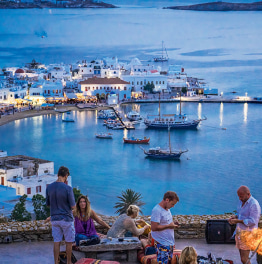 Escapada cicladica en las Islas Griegas