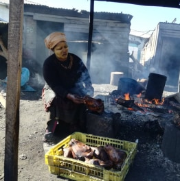 Experience everyday life of Langa township