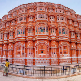 Full Day Tour From Delhi To the Highlights of Jaipur