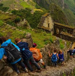12 hour Machu Picchu city & Sacred Valley tour
