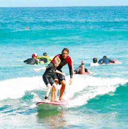 3-Hour surfing at Costa Azul Beach
