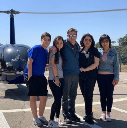 8 hour Great Wall Of China Helicopter Ride
