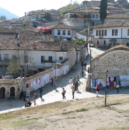 Full-Day Castle of Berat Sightseeing Tour