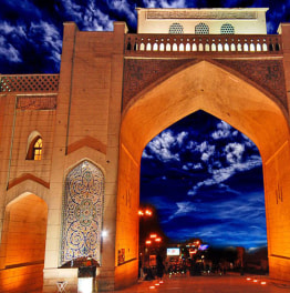 Explore with Persian mosques, palaces & tombs