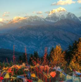 18-Day Everest Base Camp & Cho-La Pass Trek from Kathmandu