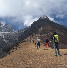 17-Day Trek to Upper Mustang with Sightseeing in Pokhara & Kathmandu