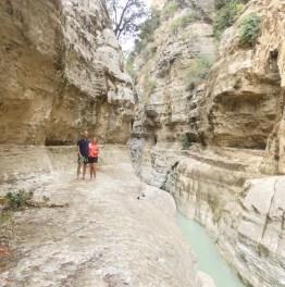 8-Hour Osum Canyon & Bogove Waterfall Walking Tour