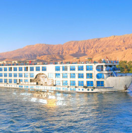 Uncover ancient Egyptian stories on-board a Nile Cruise