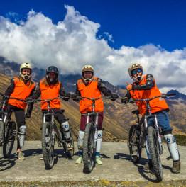 Inca Jungle Trail 4 Days to Machu Picchu