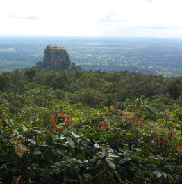 Full day Mount Popa tour with lunch & sunset view