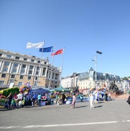 5 hour Vladivostok historic highlights tour