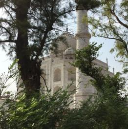 Get Closer to the Magnificent Taj Mahal