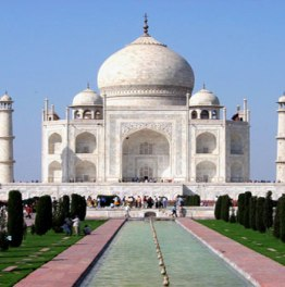 1 Day Tour To Taj Mahal & Red Fort In Agra