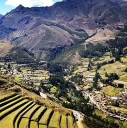 Full-Day tour of the Sacred Valley of Incas