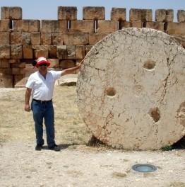 Walk Through Ancient Ruins