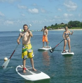 2-Hour Snorkeling & Paddle-Boarding in Cozumel
