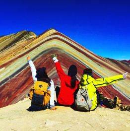 Full-Day Trek to Rainbow Mountain from Cusco