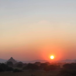 Full-Day Bagan Temples Excursion with Sunrise & Sunset View