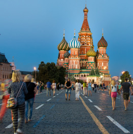 2-Hour Musical Tour Of Moscow