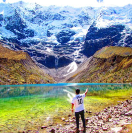 1 Day Adventurous Excursion to Humantay Lagoon in Cusco