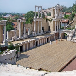 Full-Day Plovdiv Highlights with Virtual Reality Tour