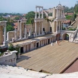 Do Virtual Reality Tour of Ancient Bulgarian City