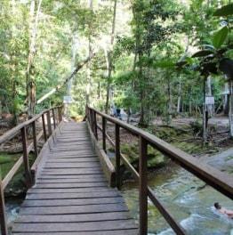 Tour Nas Cachoeiras De Presidente Figueiredo