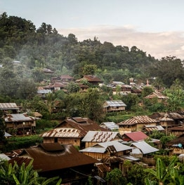 2-Day Hsipaw Trekking Tour & Village Experience