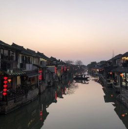 10-Hour Tongli Natural Highlights & Xitang Water Town Tour