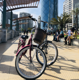 3-Hour Lima City Tour by Bicycle