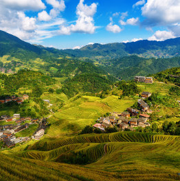 Treasure this Longji Rice Terraced Fields and Minority Villages Tour