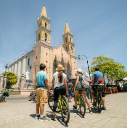 3-Hour Bike Tour around Mazatlan