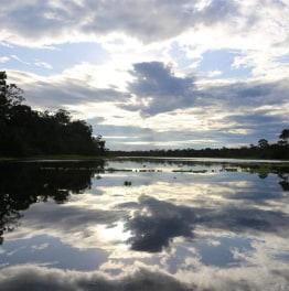 Land in the largest metropolis of Peruvian Amazon