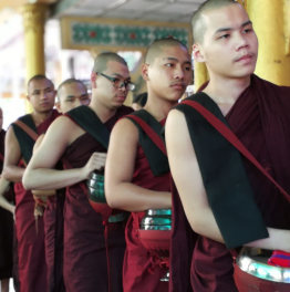 Full-Day Tour of Monasteries & Monuments in Bago from Yangon