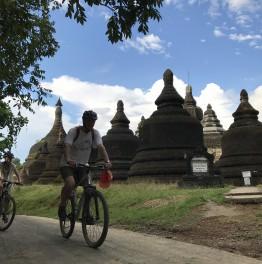 8-Hour Mrauk-U Highlights Tour On A Cycle